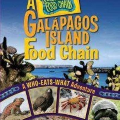 Rebecca Wojahn A Galapagos Island Food Chain