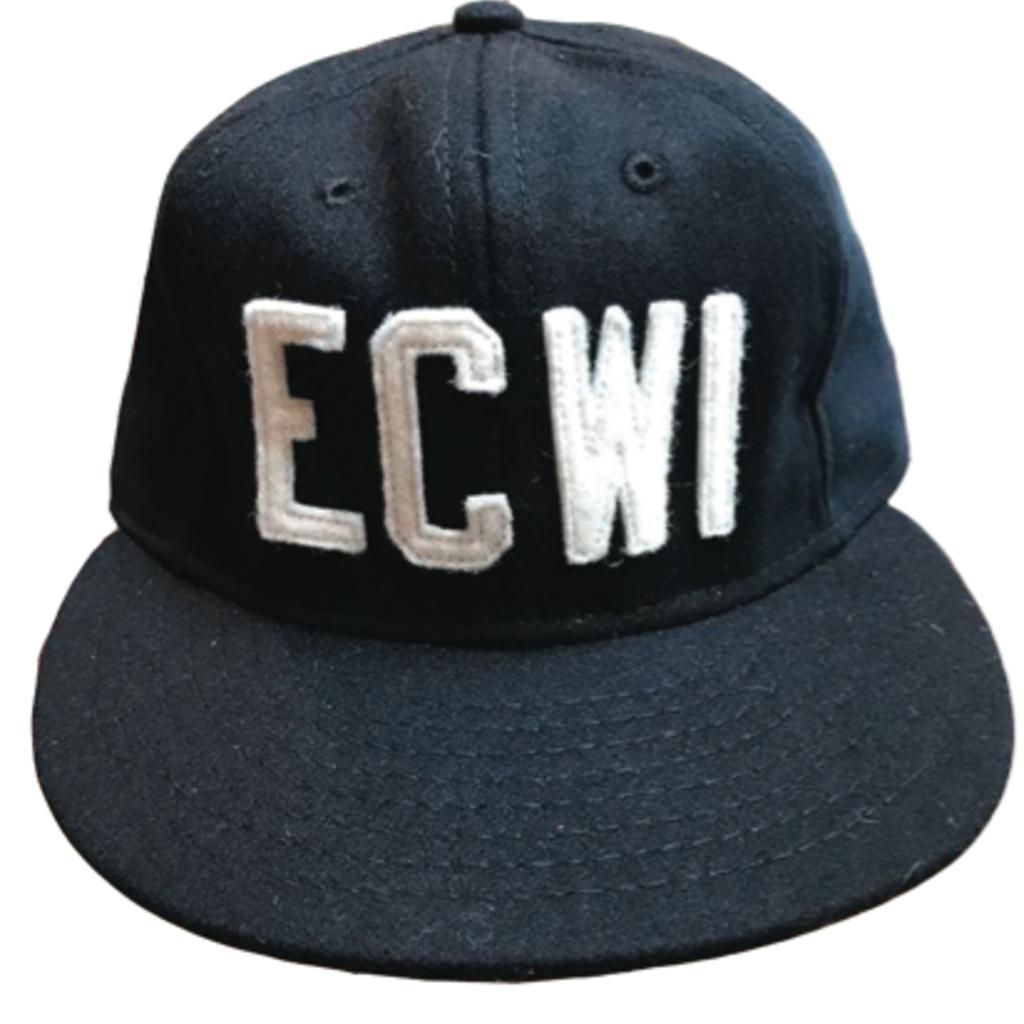 Ebbets Vintage Wool Hat - ECWI Felt Lettering