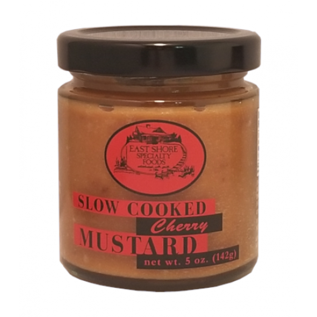 East Shore Specialty Foods Cherry Mustard (5 oz.)