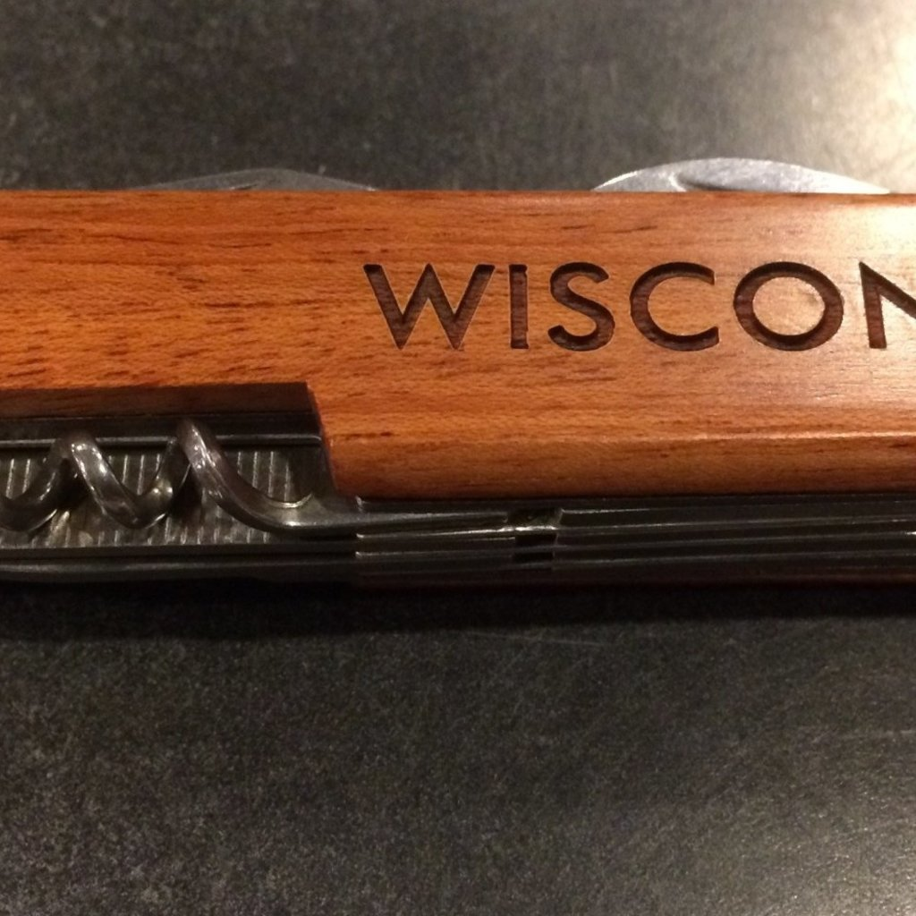 Volume One Multi Purpose Tool - Wisconsin Jackknife