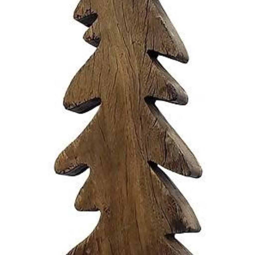 """Volume One Wood Tree on Base - Large (24"""")"""