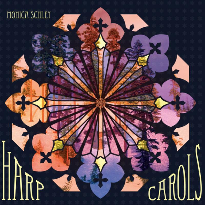 Monica Schley Harp Carols