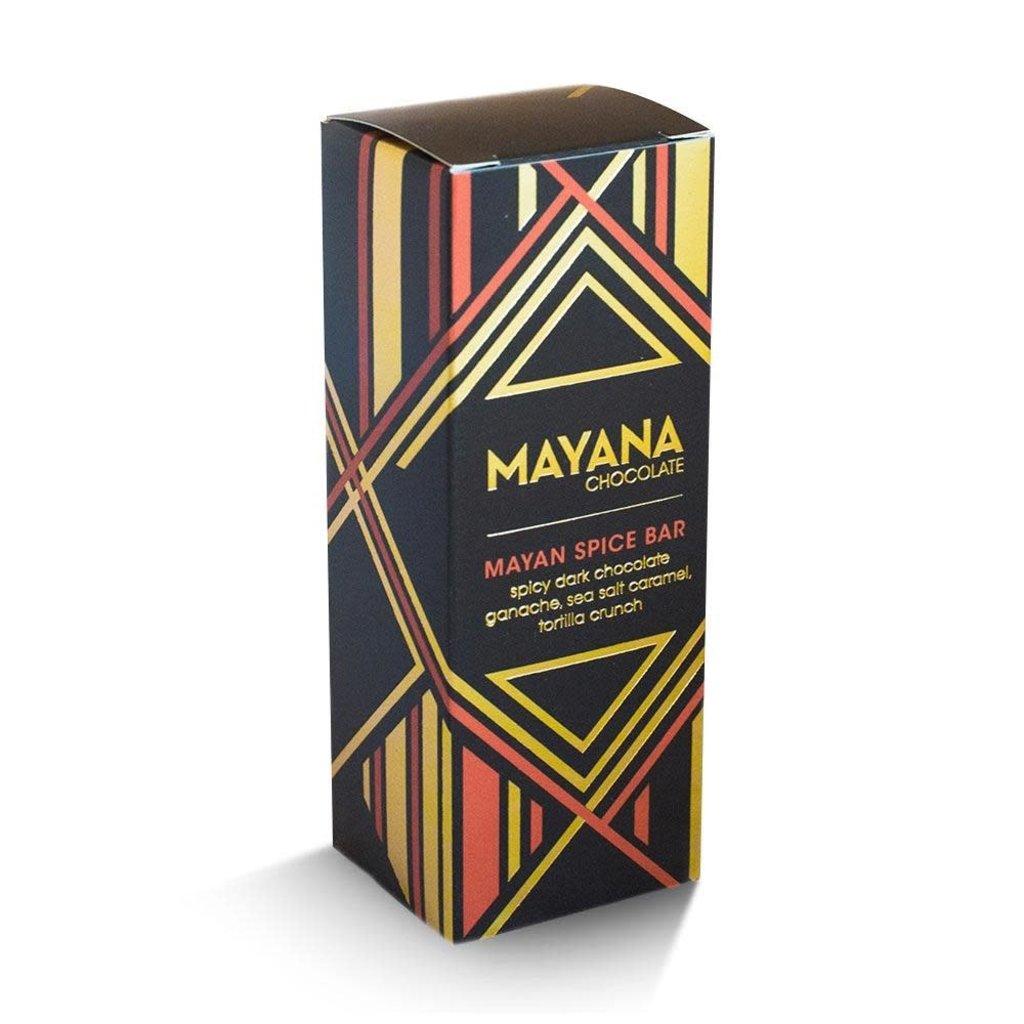 Mayana Chocolate Chocolate Bar - Mayan Spice