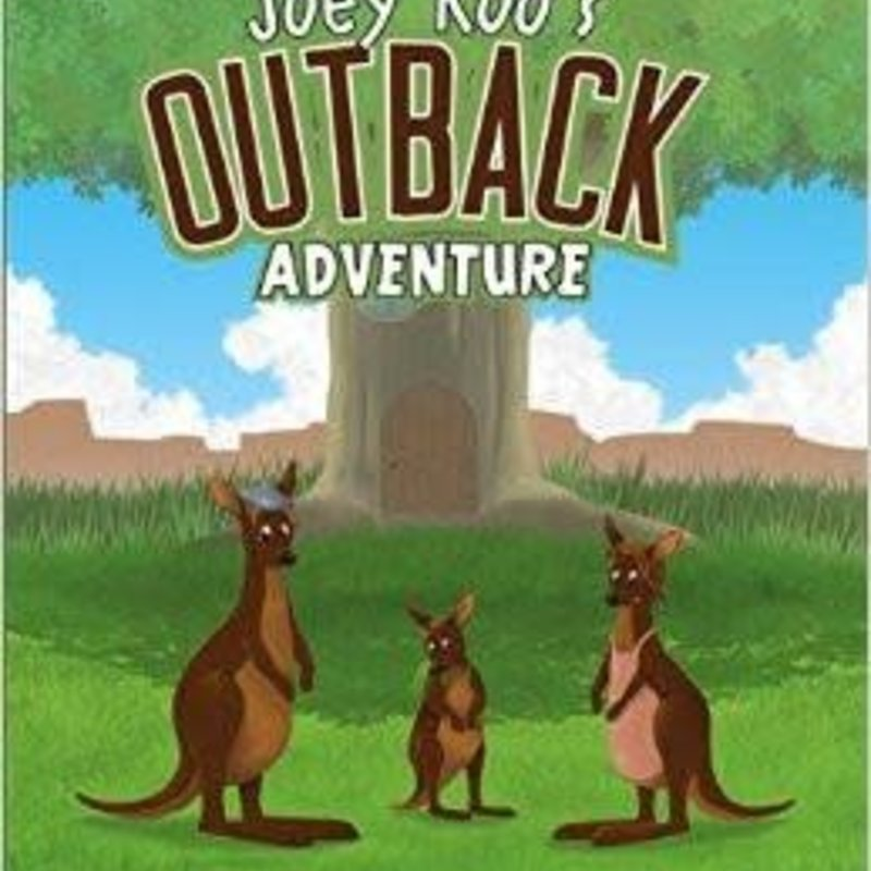 Darlene Prickett Joey Roo's Outback Adventure