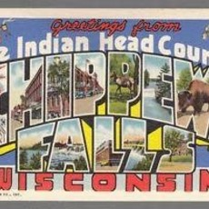 Volume One Greetings from Chippewa Falls Poster