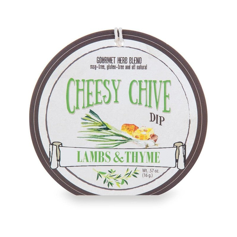 Lambs & Thyme Herb Blend - Cheesy Chive