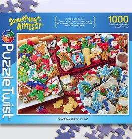 Volume One Puzzle - Christmas Cookies