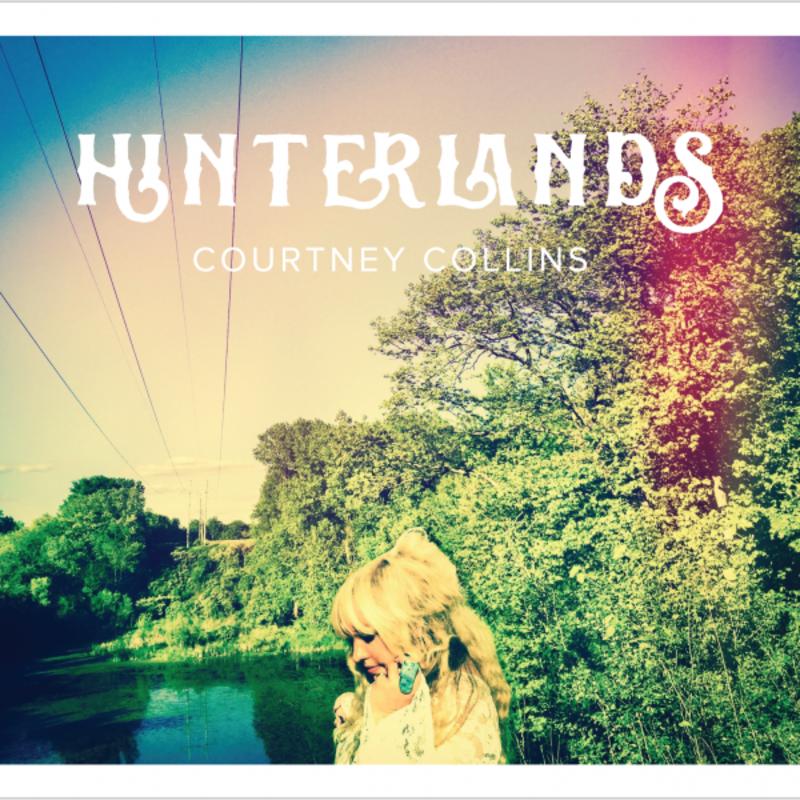 Courtney Collins Hinterlands CD