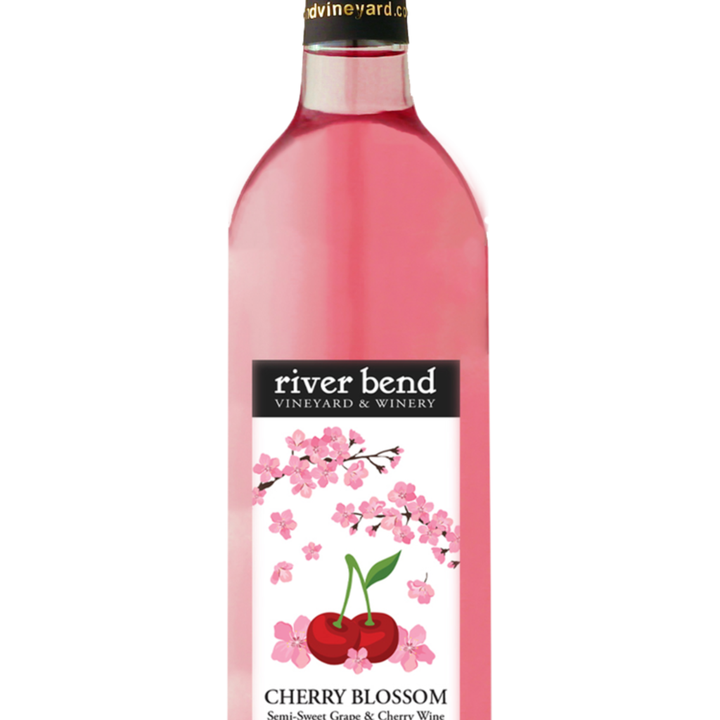River Bend Winery River Bend Wine - Cherry Blossom