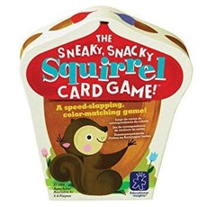 Educational Insights Sneaky, Snacky Squirrel Card Game