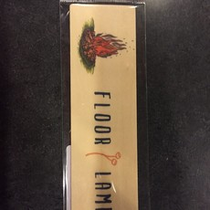 Volume One Wood Bookmark - Floor Lamp
