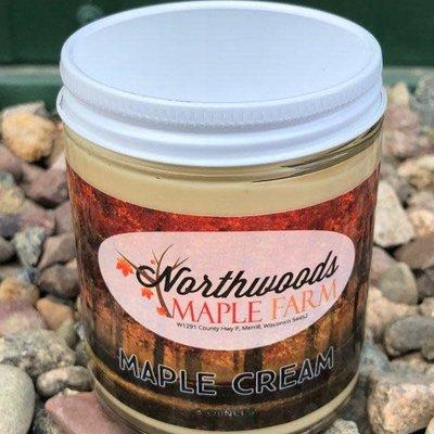 Northwoods Maple Farm Maple Cream (8 oz.)