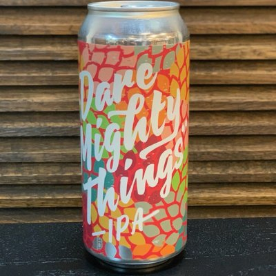 The Brewing Projekt Brewing Projekt Beer - Dare Mighty Things Can (16 oz.)