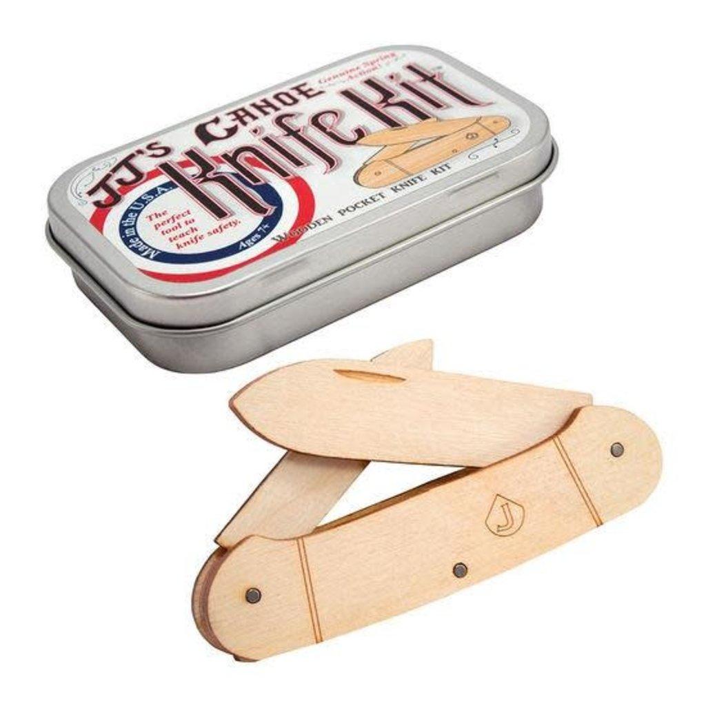 Volume One Canoe Knife Kit
