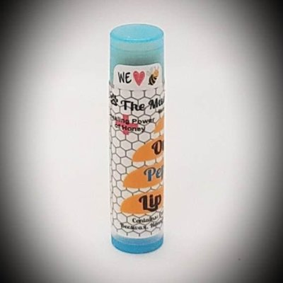 The Muddy Feet Forty Lip Balm - Peppermint (Stick)