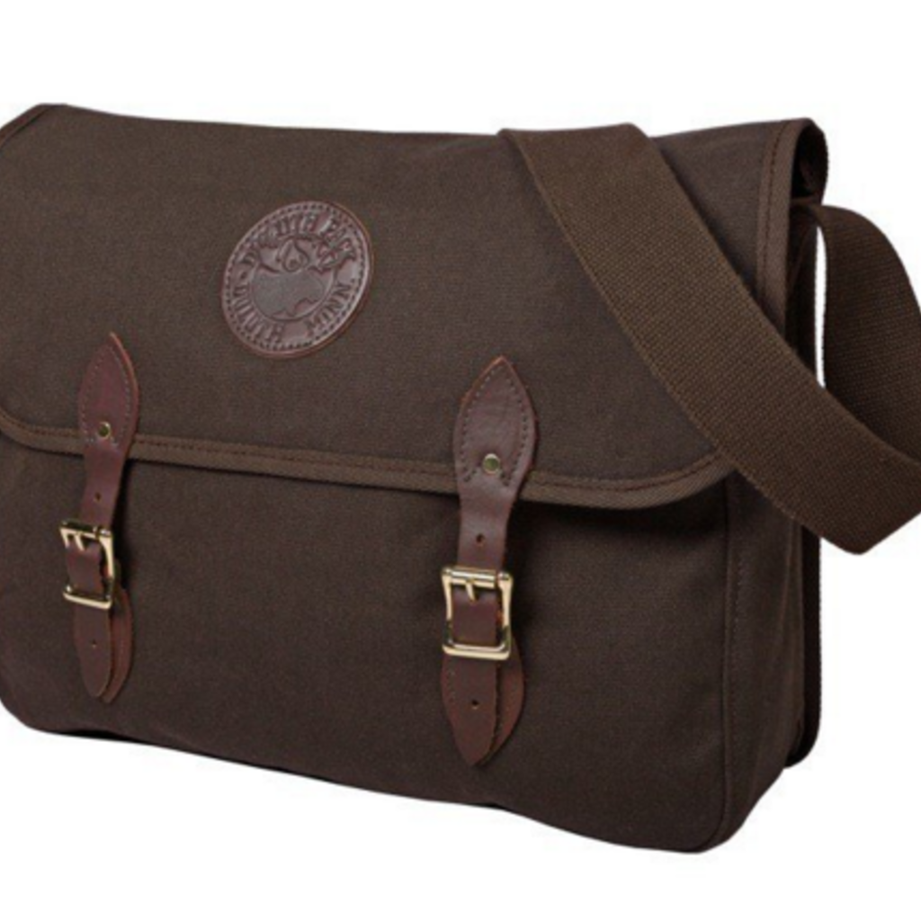Duluth Pack Book Bag-Brown