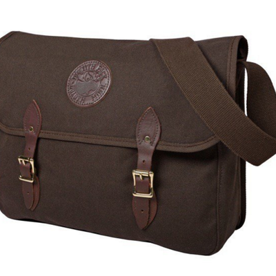 Duluth Pack Book Bag-Brown