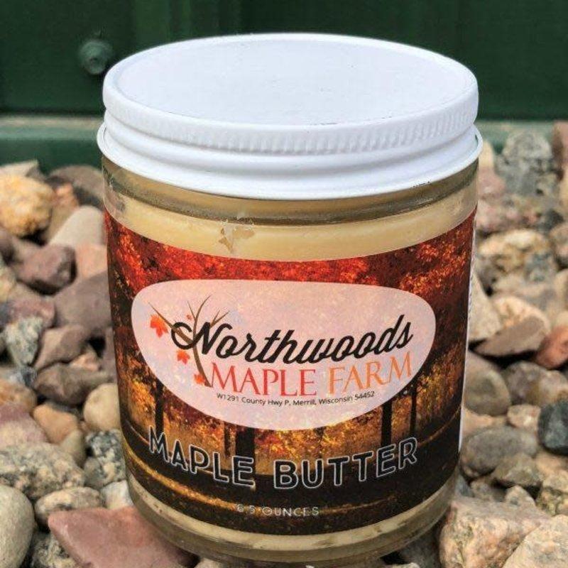 Northwoods Maple Farm Maple Butter (6.5 oz)