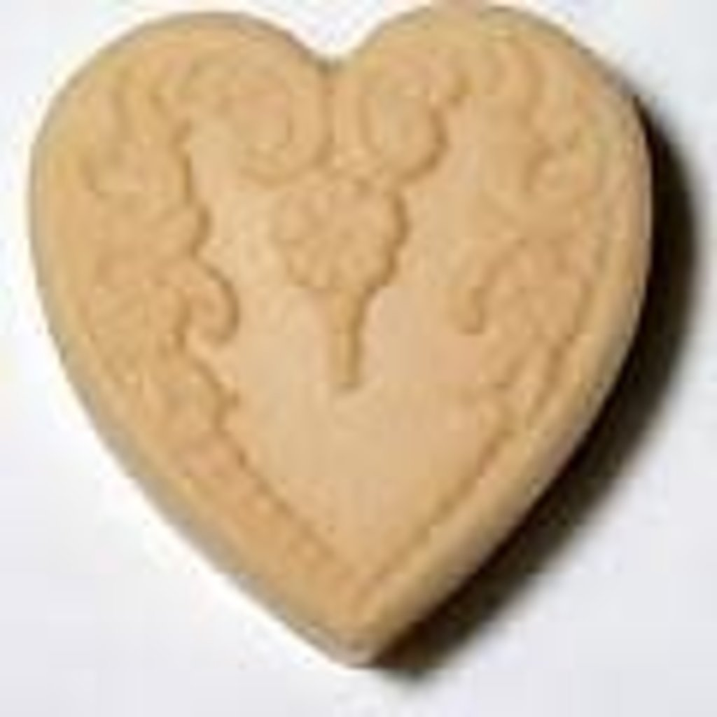 Lucy's Goat Milk Soap Lucy's Goat Milk Soap - Large Heart