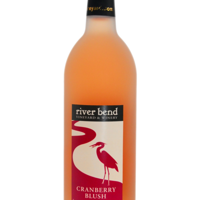 River Bend Winery River Bend Wine - Cranberry Blush