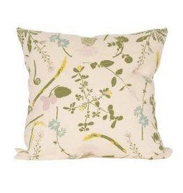 June & December Pillow - Edible Wilds