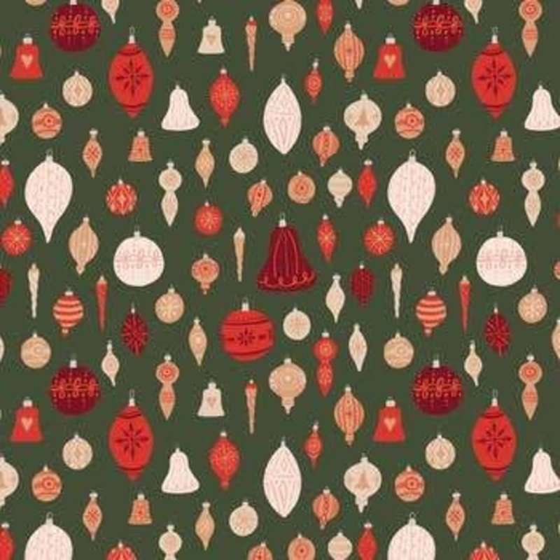 Volume One Wrapping Paper - Ornaments