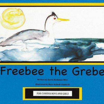 Karen Wise Freebee the Grebe