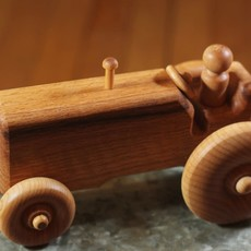 Hower Toys Hower Toys - Tractor Wooden Toy