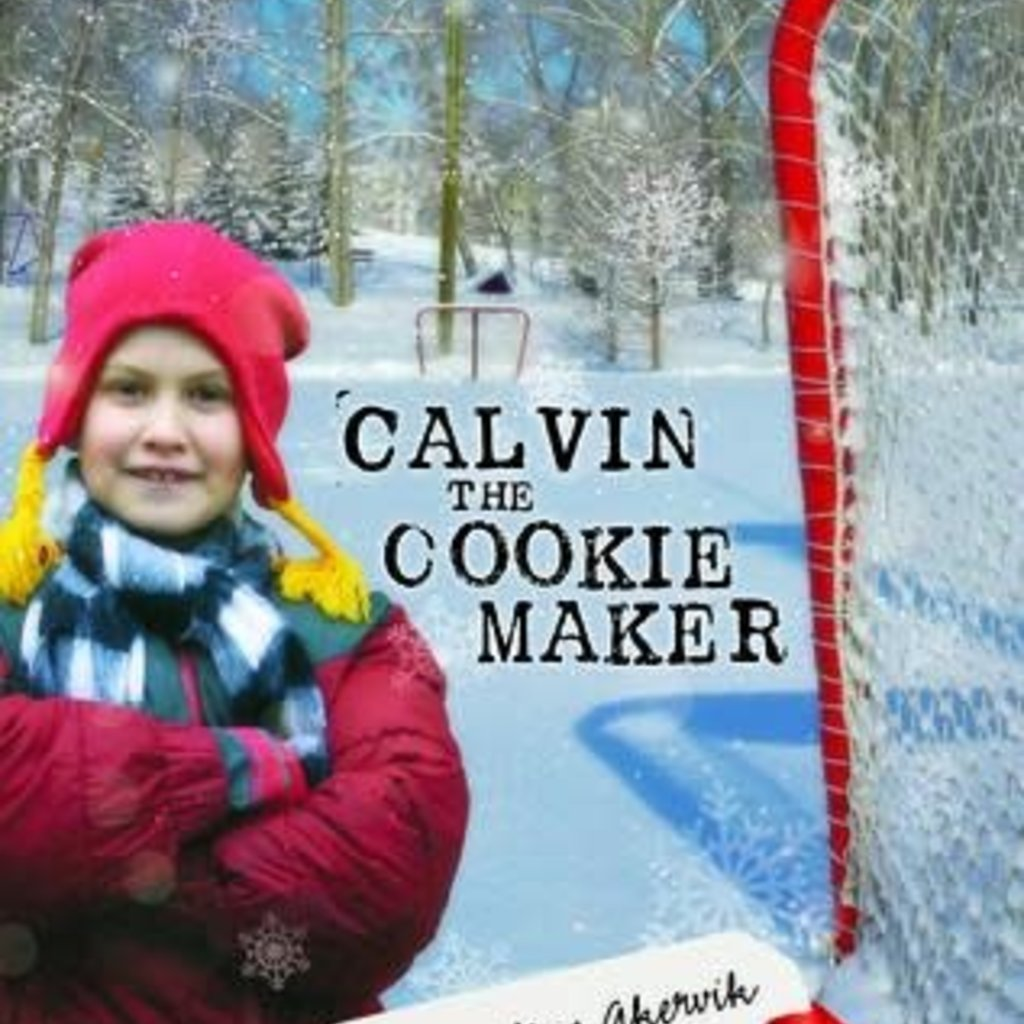 Caroline Akervik Calvin the Cookie Maker