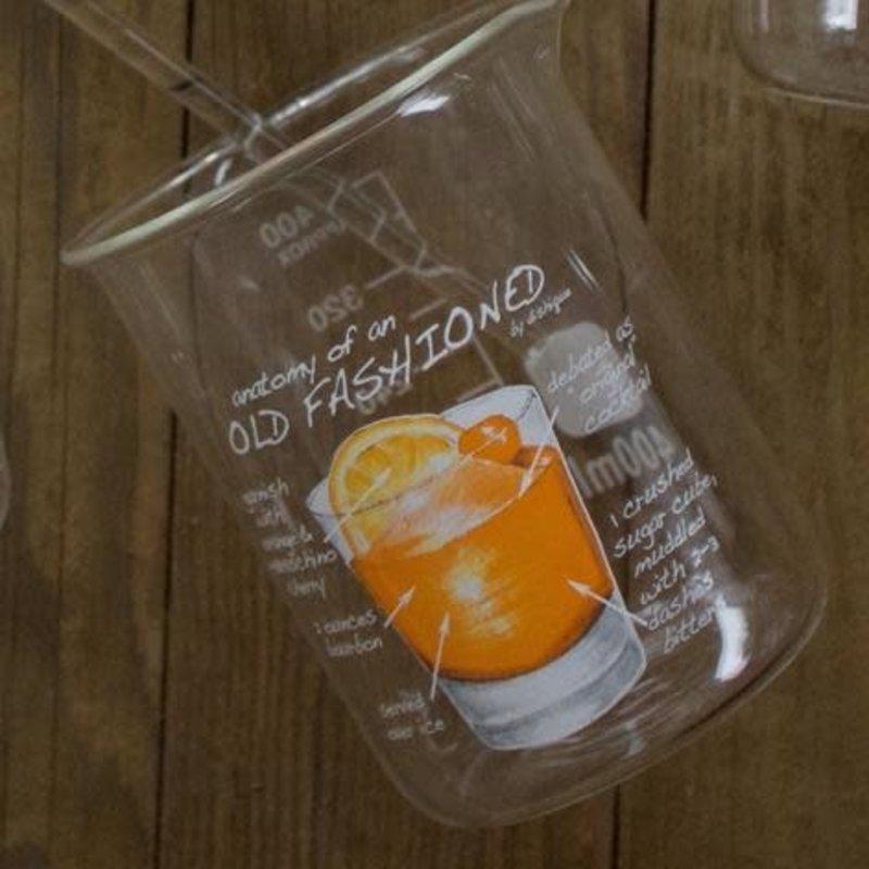 dishique Beaker Glass - Old Fashioned