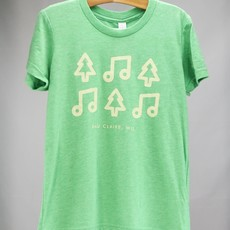 Volume One Trees & Music Youth Tee