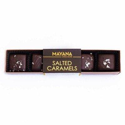Mayana Chocolate Chocolate Salted Caramel