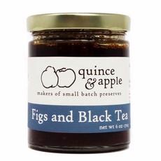 Quince & Apple Preserves - Fig & Black Tea (6 oz.)