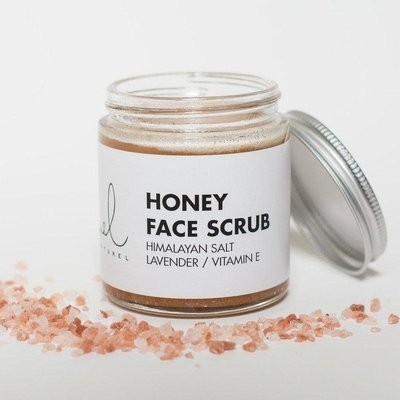 Melnaturel Honey Face Scrub