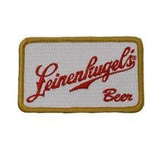 Leinenkugel's Leinie's Embroidered Patch