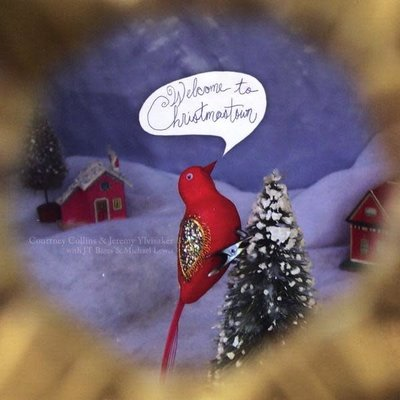 Courtney Collins Welcome to Christmastown CD