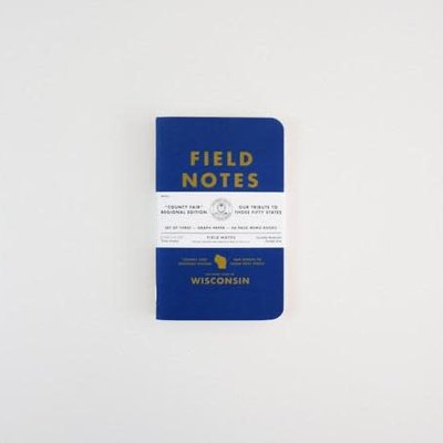 Volume One Wisconsin Field Notes - 3 Pack