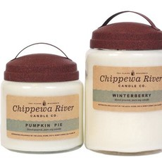 Chippewa River Candle Co. Pine Needles Large Apothecary Jar Candle 28 oz