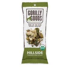 Gorilly Goods Organic Snacks Snack Mix - Hillside (Pumpkin Seed & Kale)
