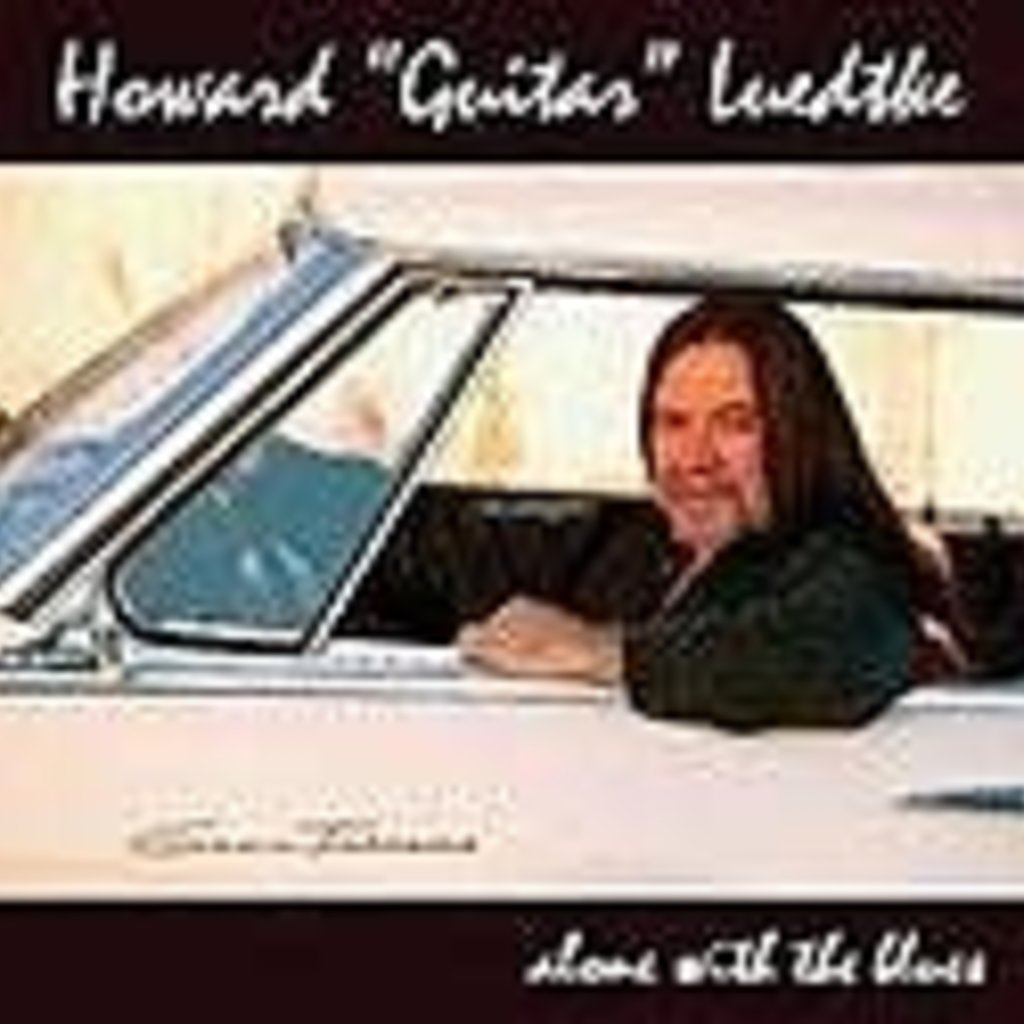 "Howard ""Guitar"" Luedtke Alone with the Blues"