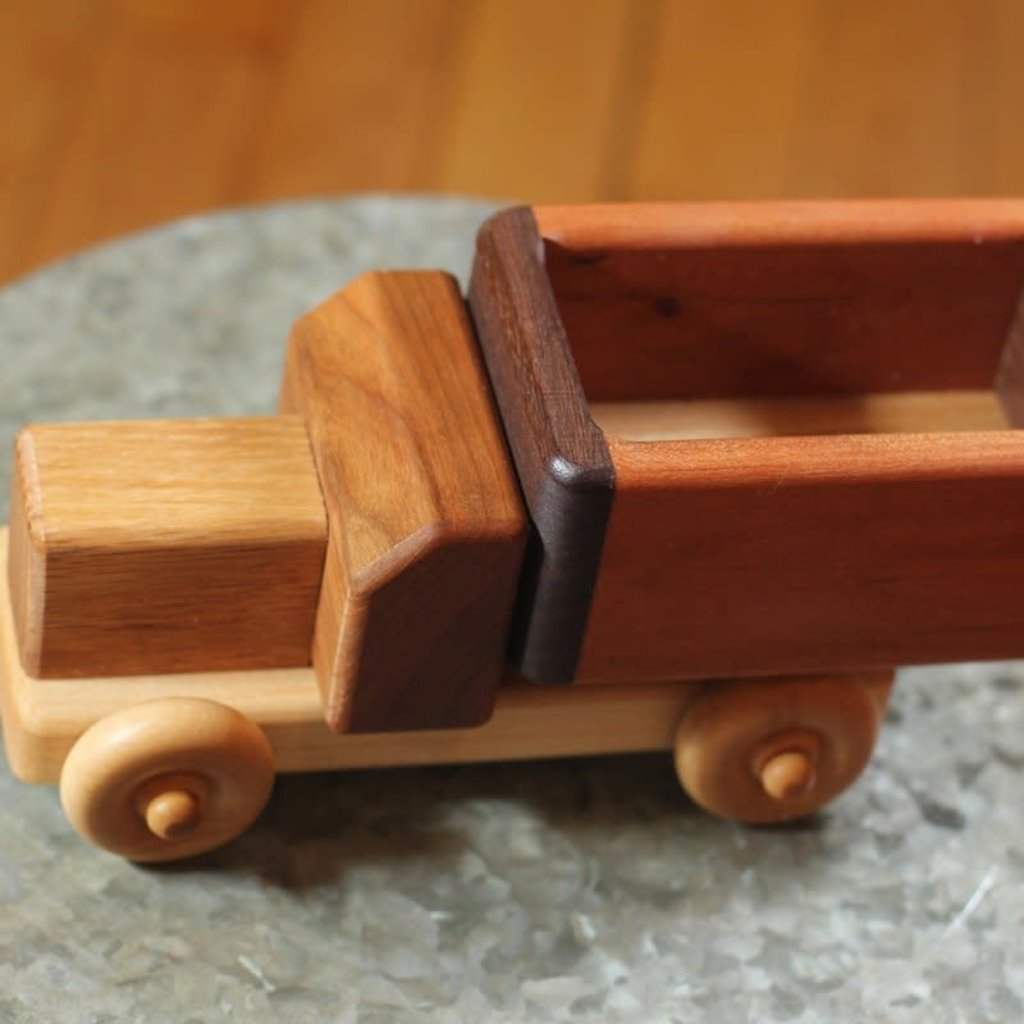 Hower Toys Hower Toys - Delivery Truck Wooden Toy