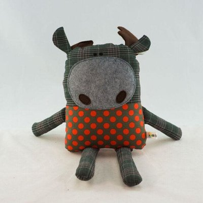 Kiki b Omi Designs Up-Cycled Friend - Moose