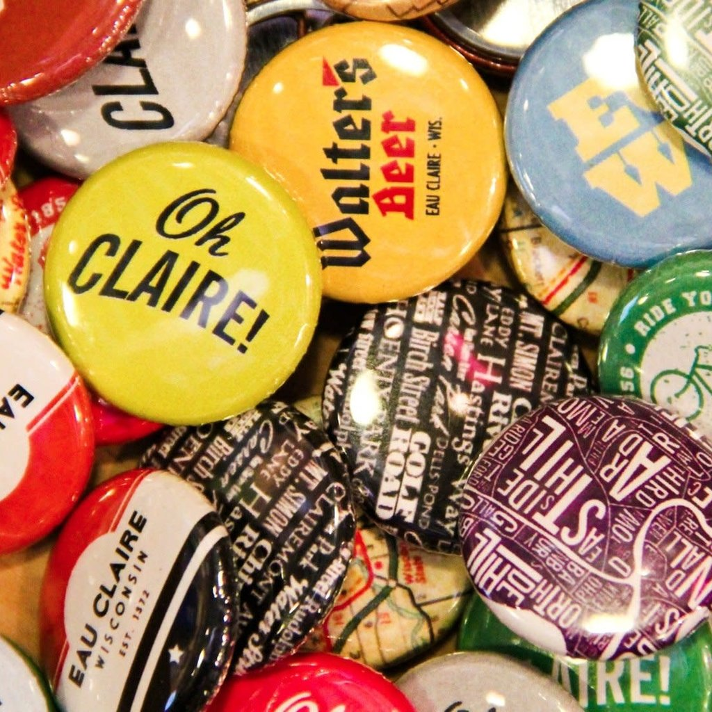 Volume One Mini Button or Magnet