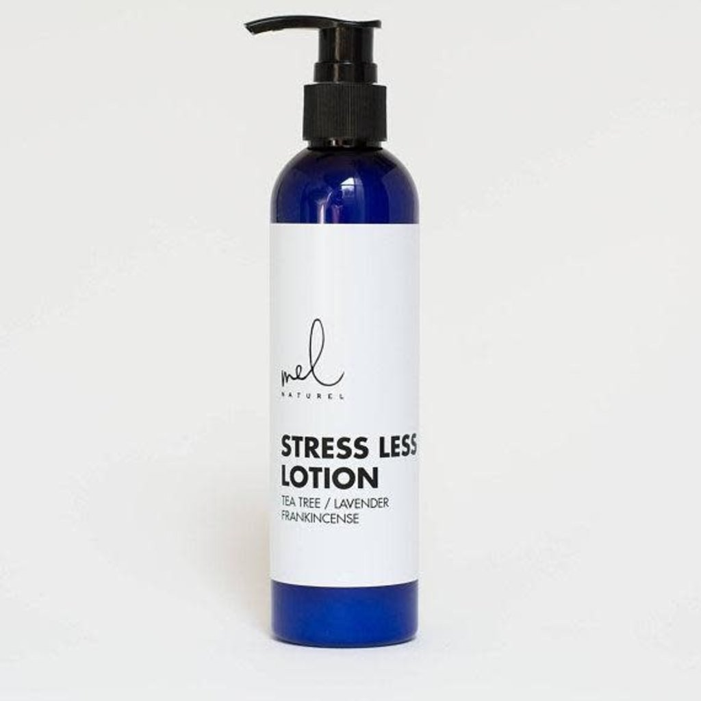 Melnaturel Stress Less Lotion (8oz)