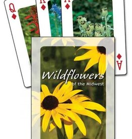 Stan Tekiela Playing Cards - Wildflowers of the Midwest
