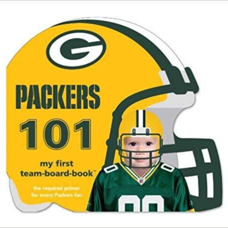 Brad M. Epstein Packers 101: my first team-board-book