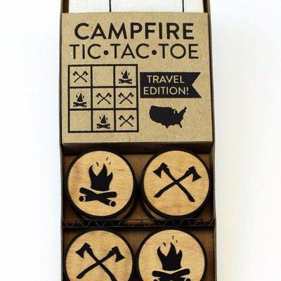 Tree Hopper Toys Tic-Tac-Toe - Campfire