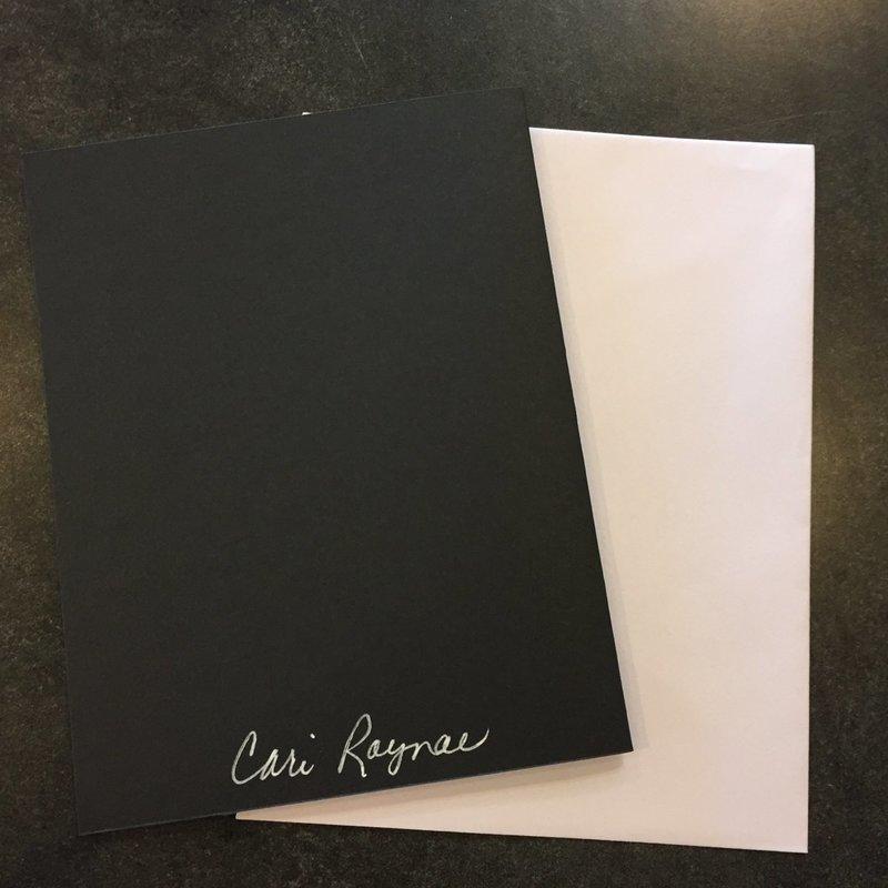 Cari Raynae Birthday Greeting Card