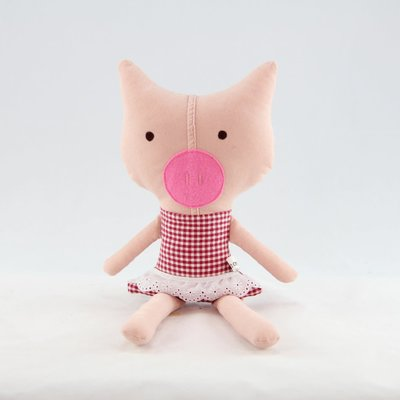 Kiki b Omi Designs Up-Cycled Friend - Pig
