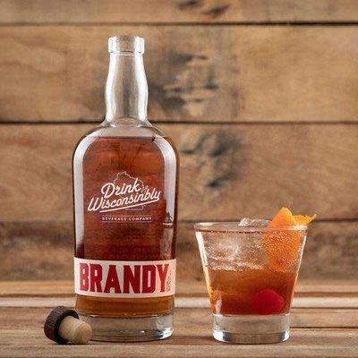 Drink Wisconsinbly Drink Wisconsinbly Brandy (750 mL)